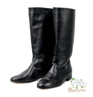 Folk russian boots