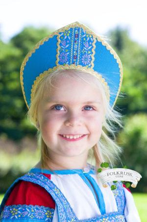 russian headdress kokoshnik