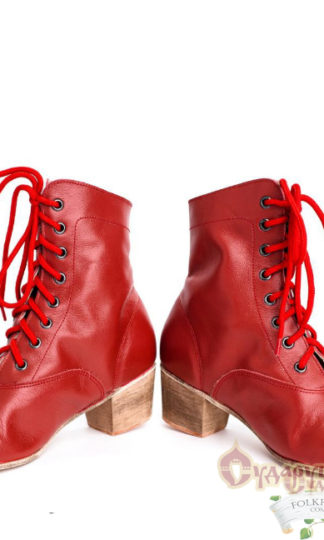 cossack woman boots