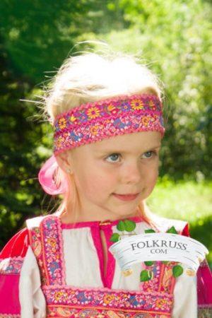 Povyazka, Girl headdress, Woman headdress