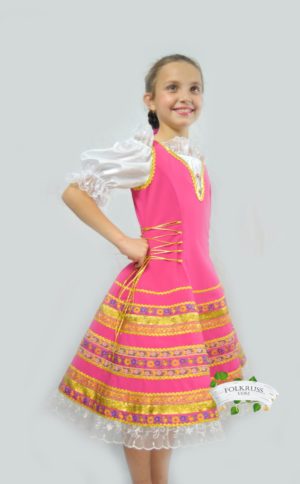 Dance russian dress Annushka
